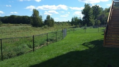 chain link fence, black chain link fence, galvanized chain link fences, chain link fence company, minnesota chain link fence