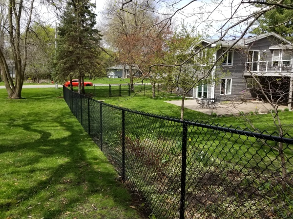 chain link fence MN. chain link fencing Minnesota